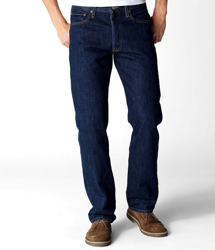 Levi s® 501® Original Fit Jeans   Dillard s 43bbb1497e
