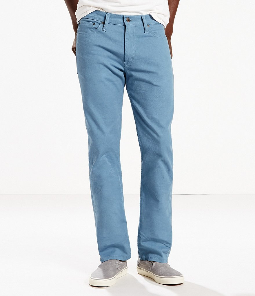 Levi´s® 513 Slim Straight-Fit Jeans