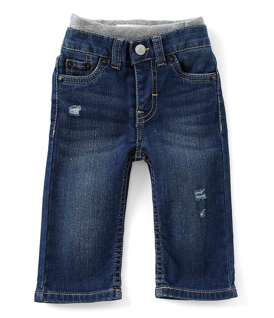 Pants Levi's® Boys On 24 Pull 3 Denim Months Baby Murphy wBgSwz1