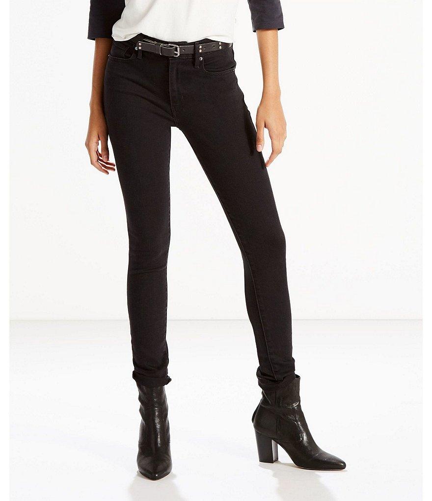 189fd5f411a0 Levi's® 721 High Rise Skinny Jeans   Dillard's