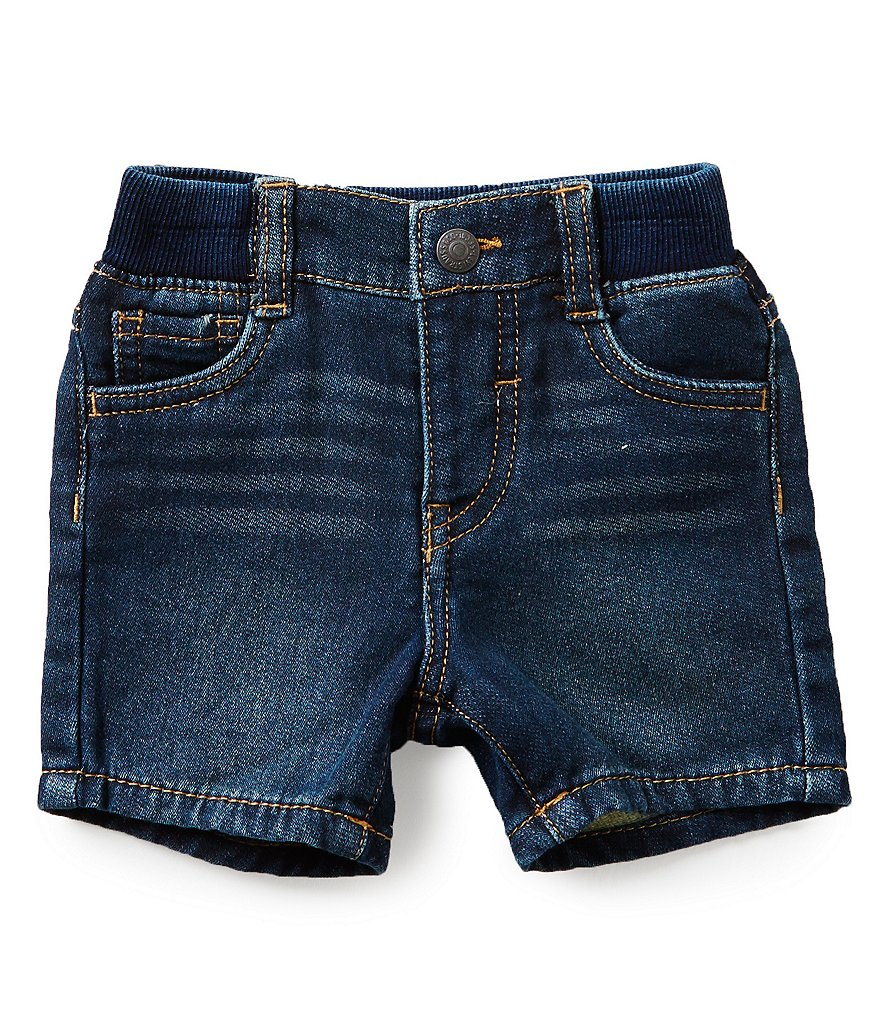 Levis® Baby Boys 3-24 Months Denim Knit Shorts