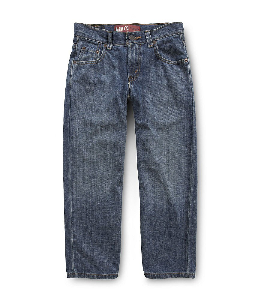 Levis® Big Boys 8-20 Husky 550 Relaxed-Fit Jeans