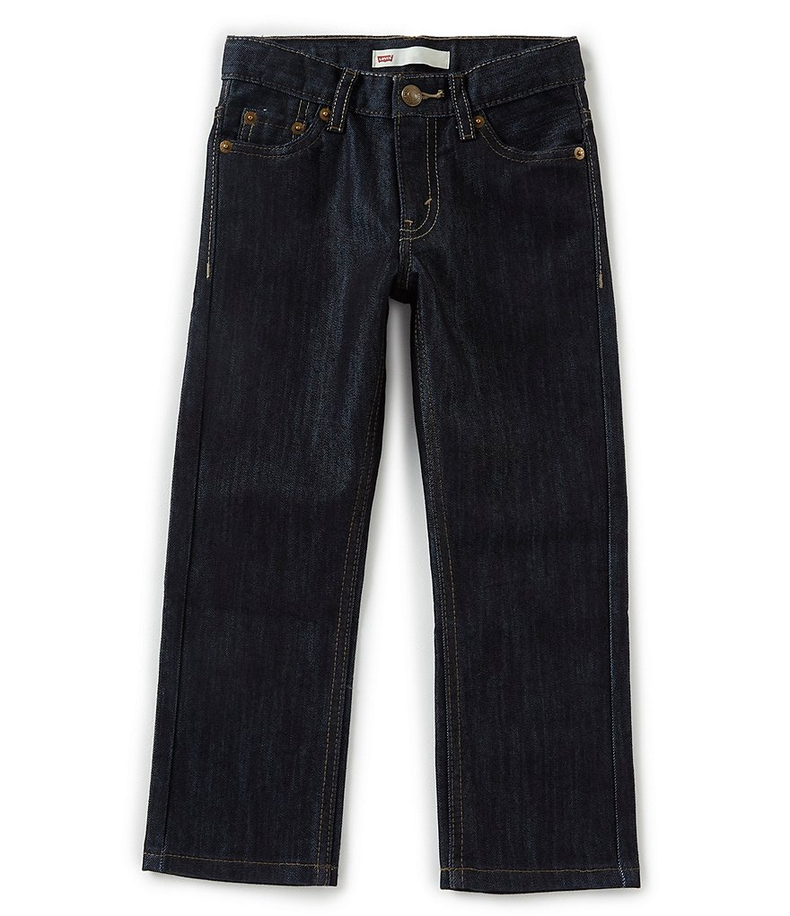 Levi's® Little Boys 2T-7X 511 Slim Stretch Jeans