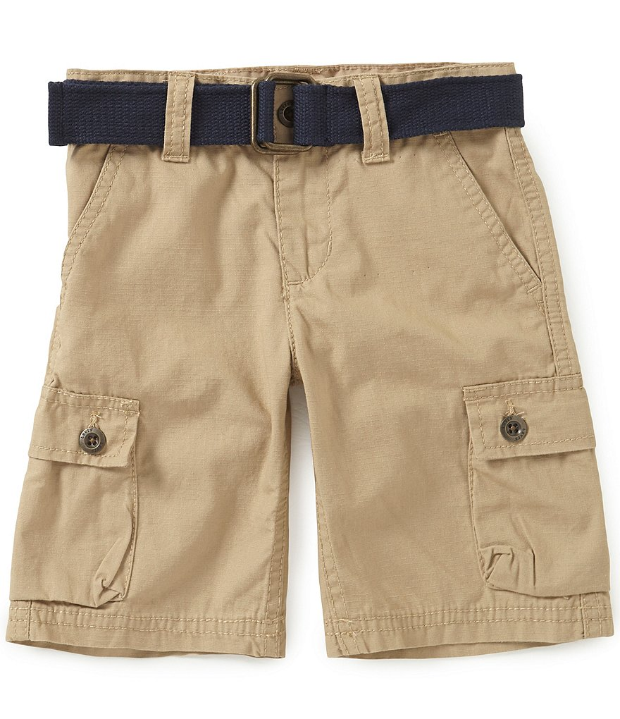Levi's® Little Boys 2T-7X Westwood Cargo 6#double; Shorts