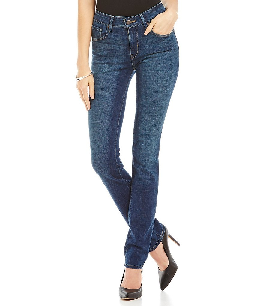 Levi´s® Mid Rise Skinny Jeans in Luck Out West