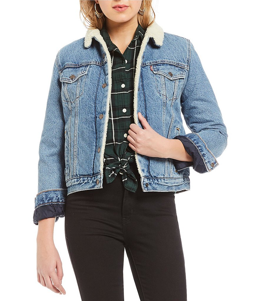 Levi's® Original Sherpa Trucker Jacket