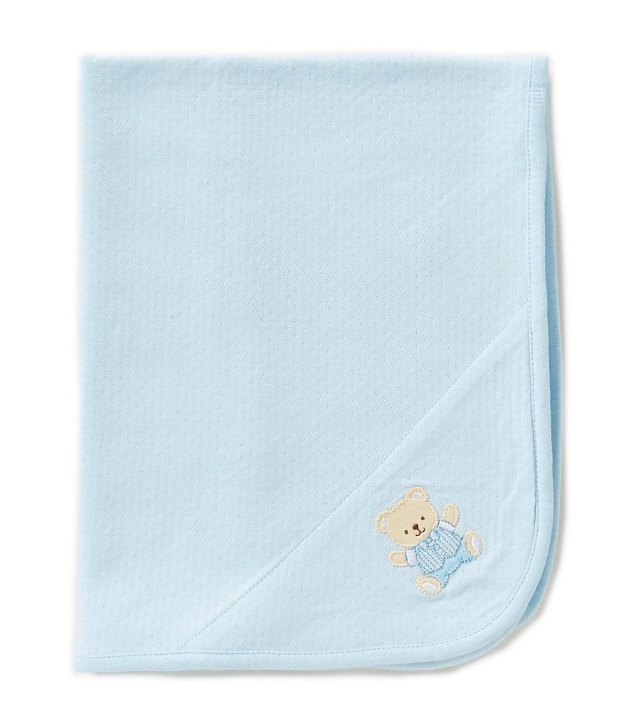 Little Me Cute Bear Blanket