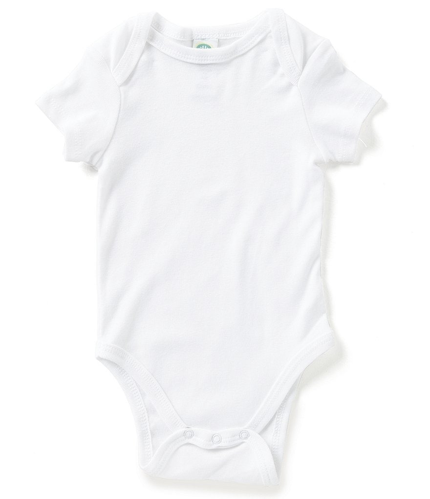 Little Me Newborn-12 Months 5-Pack Short-Sleeve Bodysuits