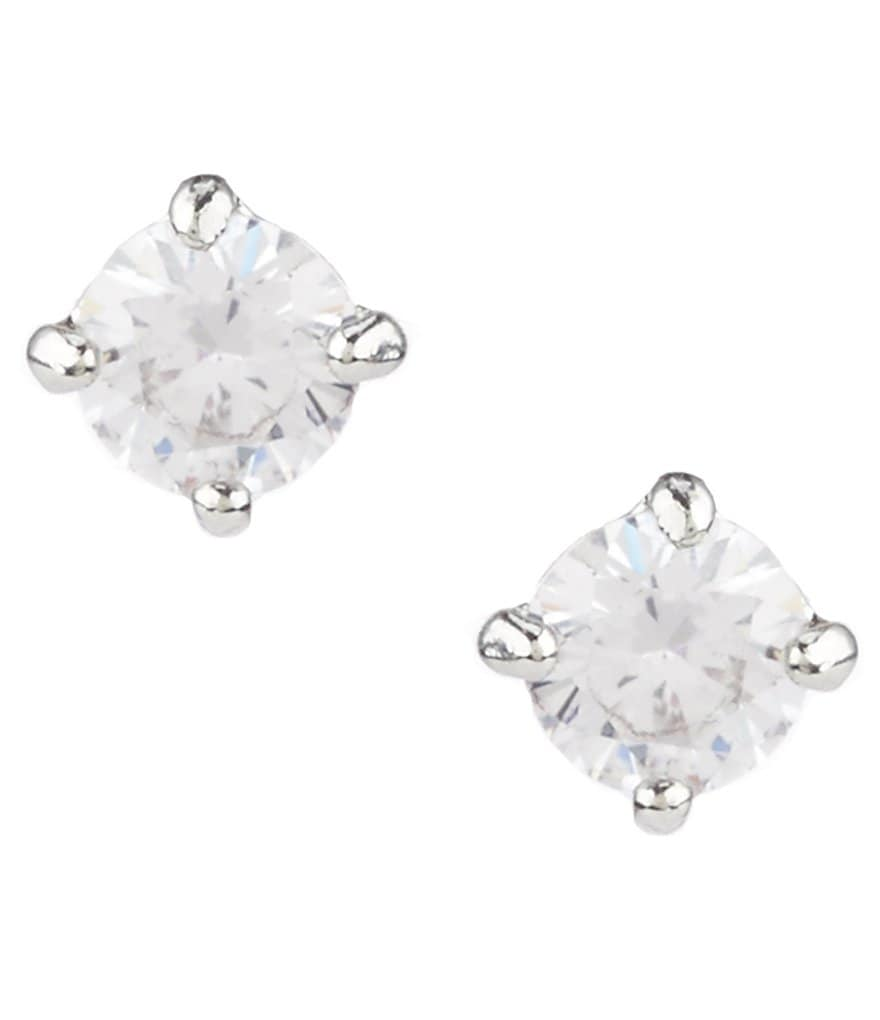 Lonna & Lilly Cubic Zirconia Stud Earrings