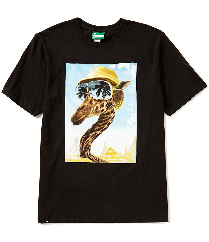 LRG Mind Blown Short-Sleeve Graphic Tee