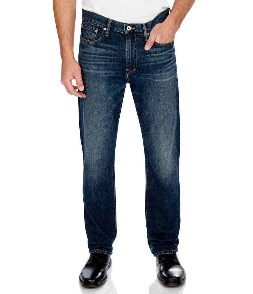 Lucky Brand 410 Athletic Fit Jeans