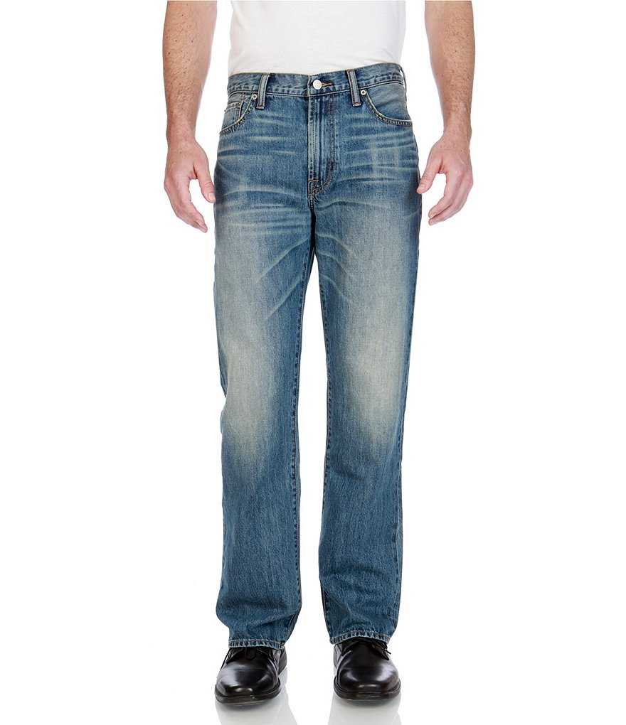 Lucky Brand Big & Tall 181 Relaxed-Fit Jeans