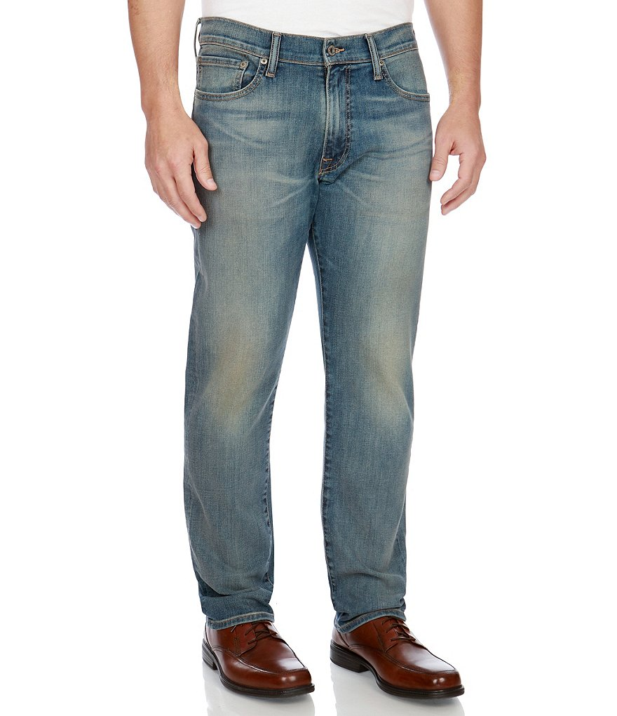 Lucky Brand Big & Tall 410 Athletic-Fit Jeans