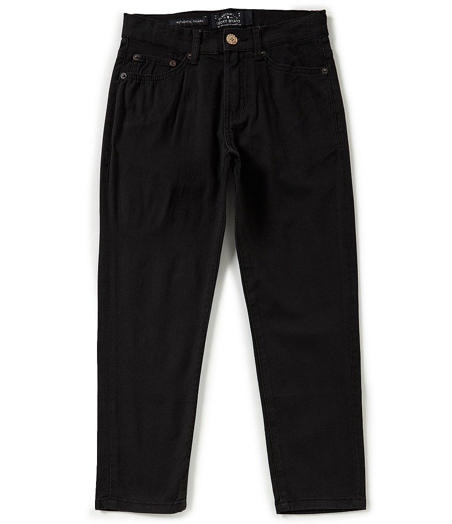 Lucky Brand Big Boys 8-20 Authentic Skinny Twill Pants