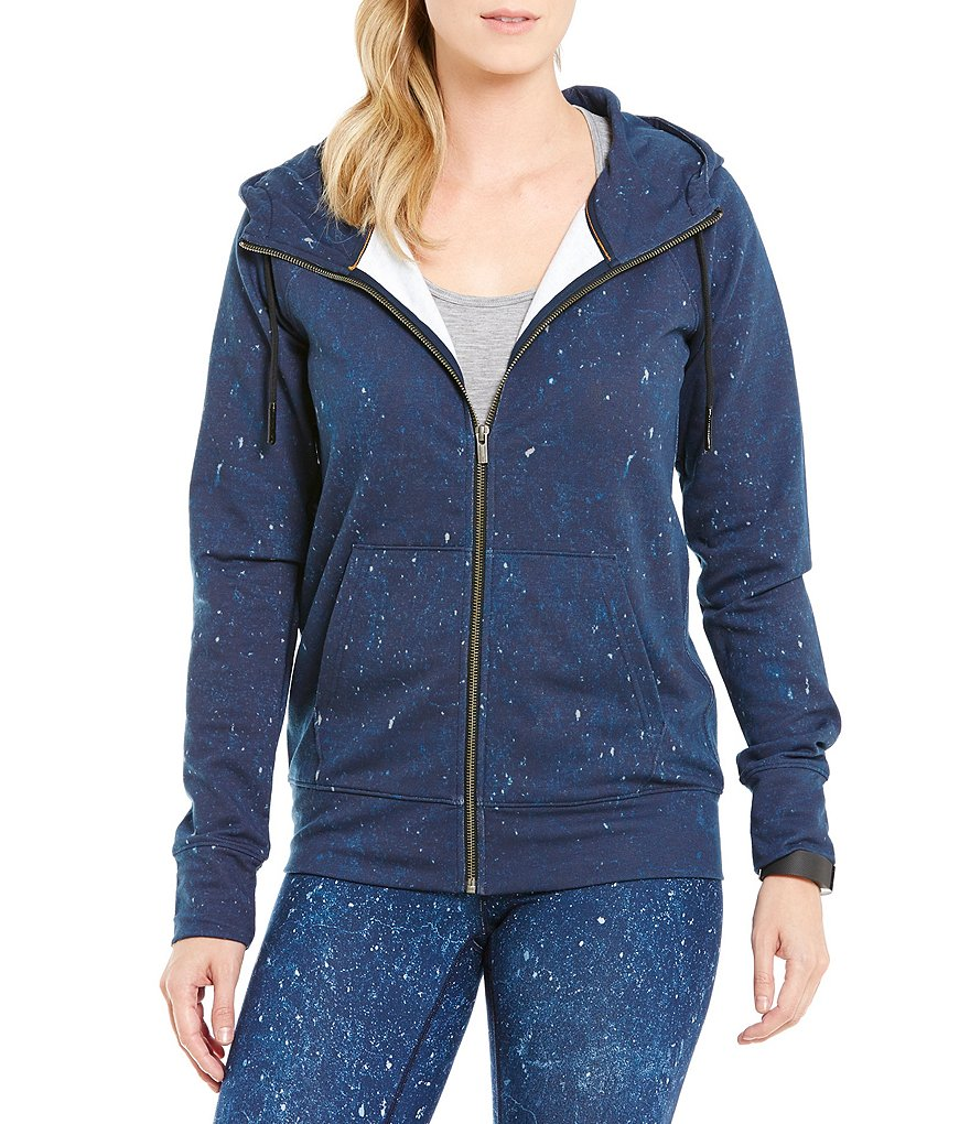Lucy Everyday Full Zip Hooded Jacket