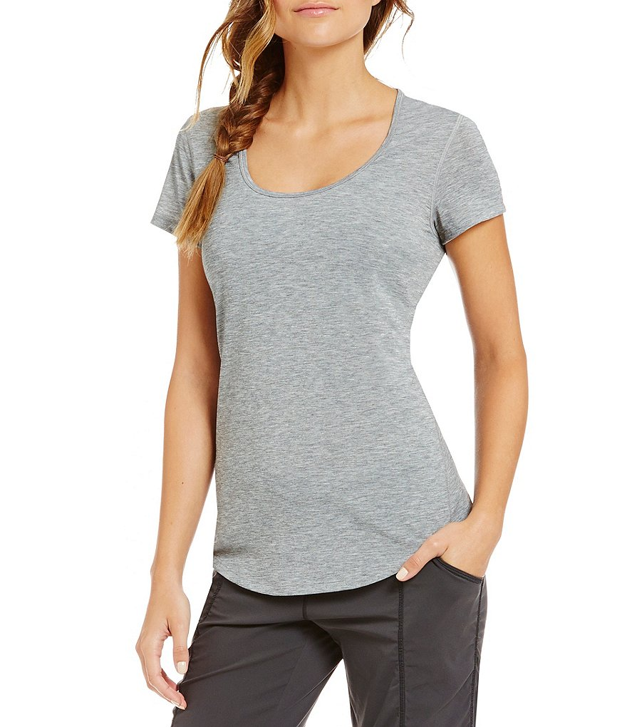 lucy Workout Short Sleeve Tee