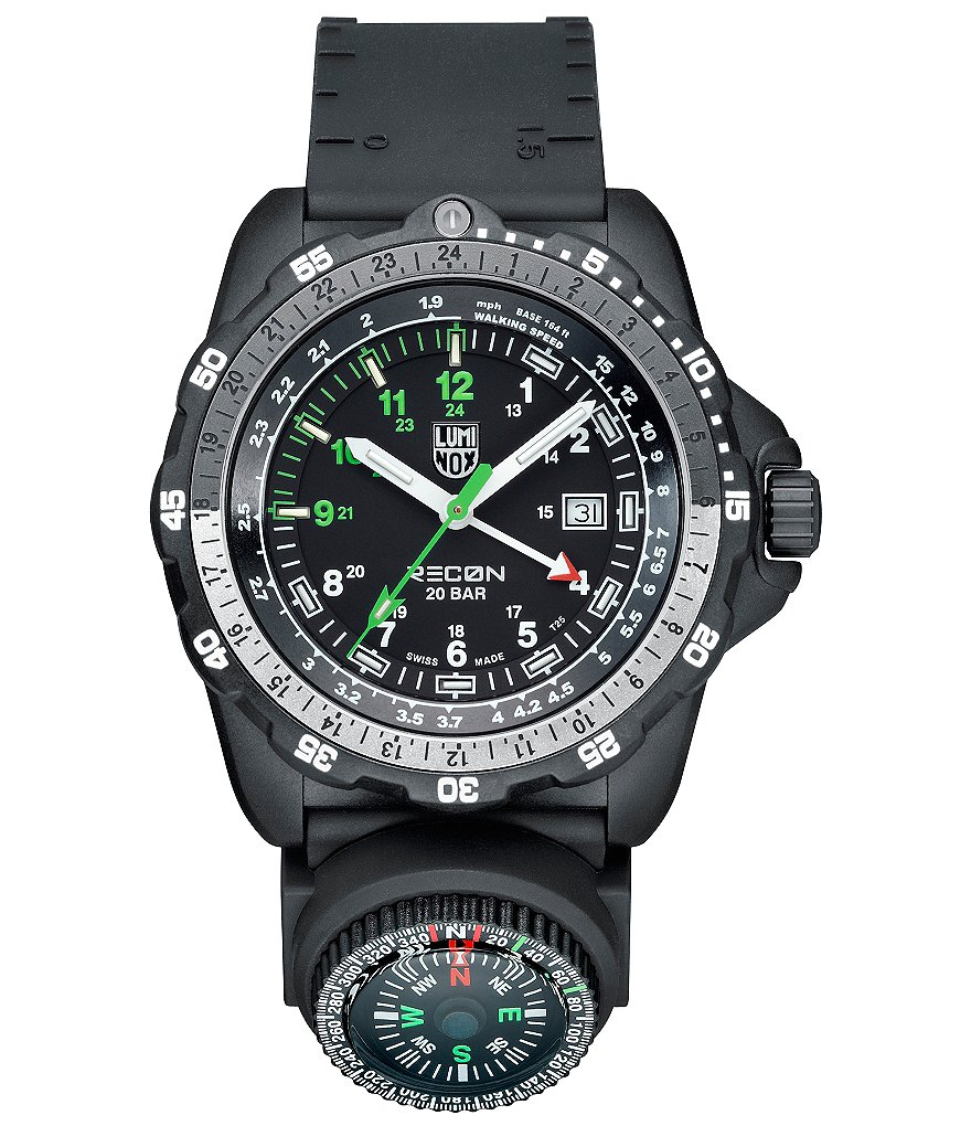 Luminox Recon Navigation Specialist Compass Watch