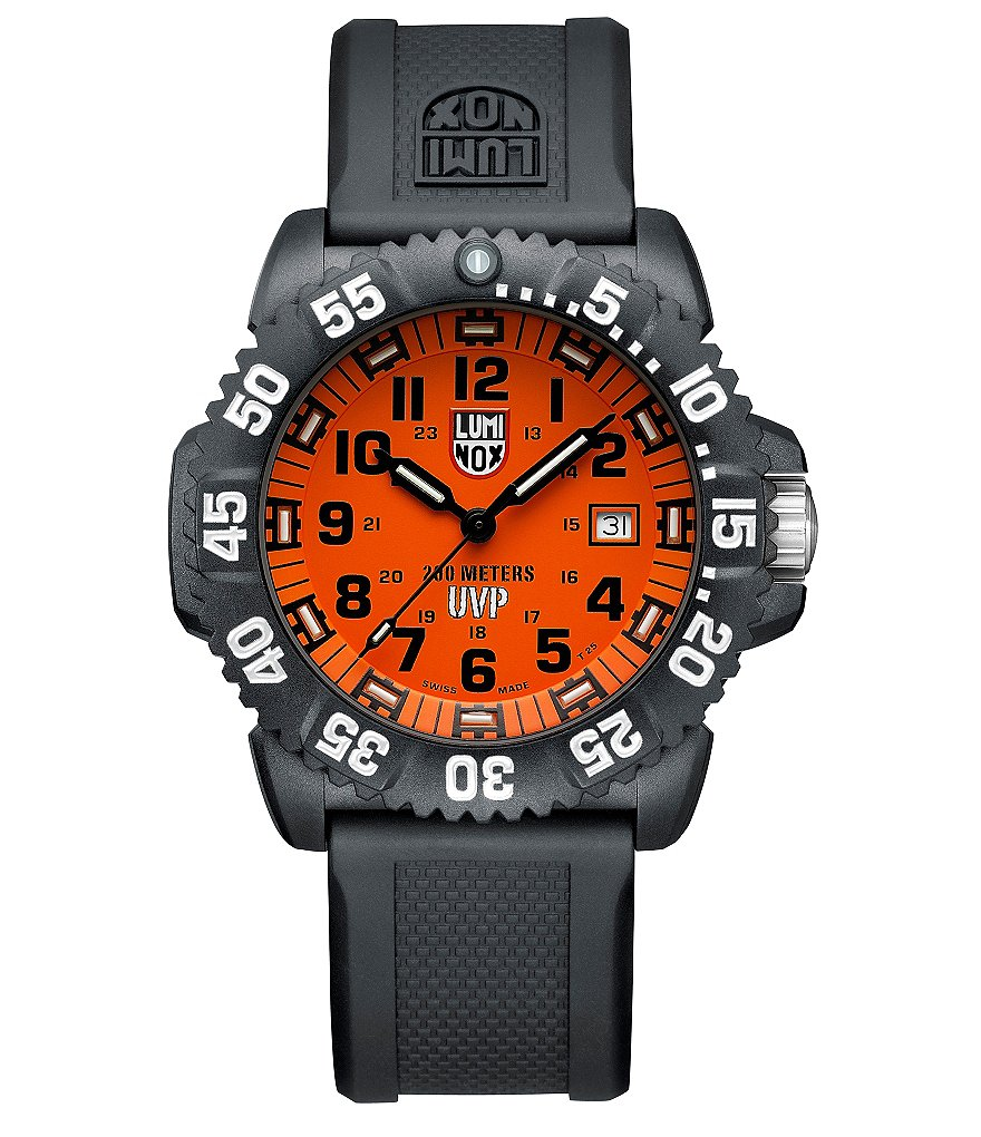 Luminox Scott Cassell Faststrap Special Edition 3059 Watch Set