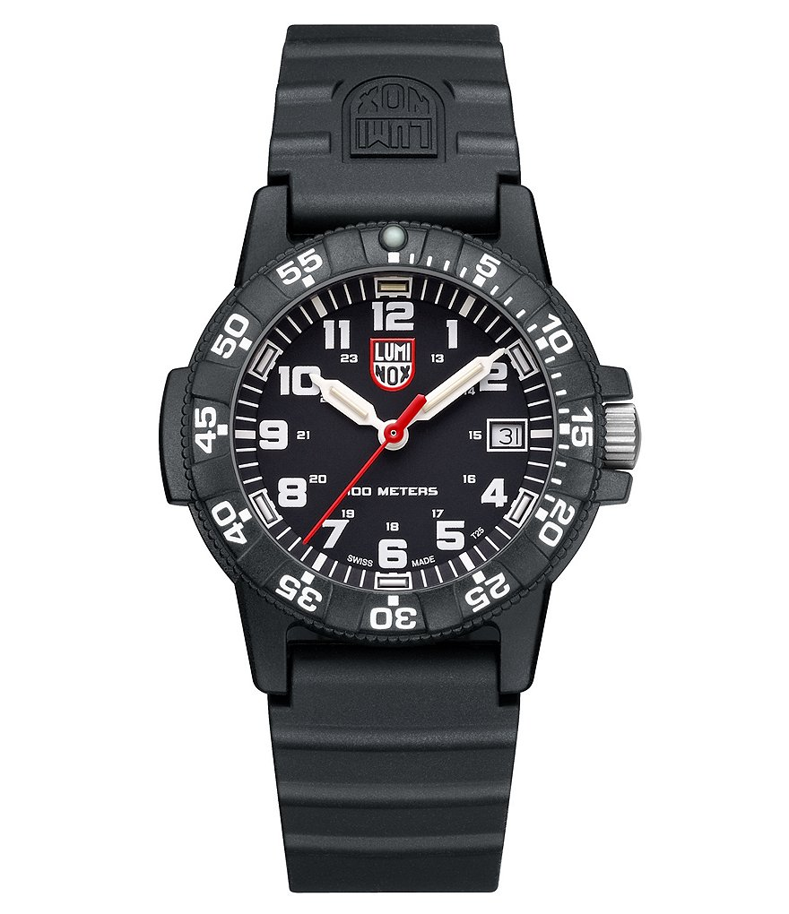 Luminox Sea Turtle Signature Polyurethane-Strap Watch