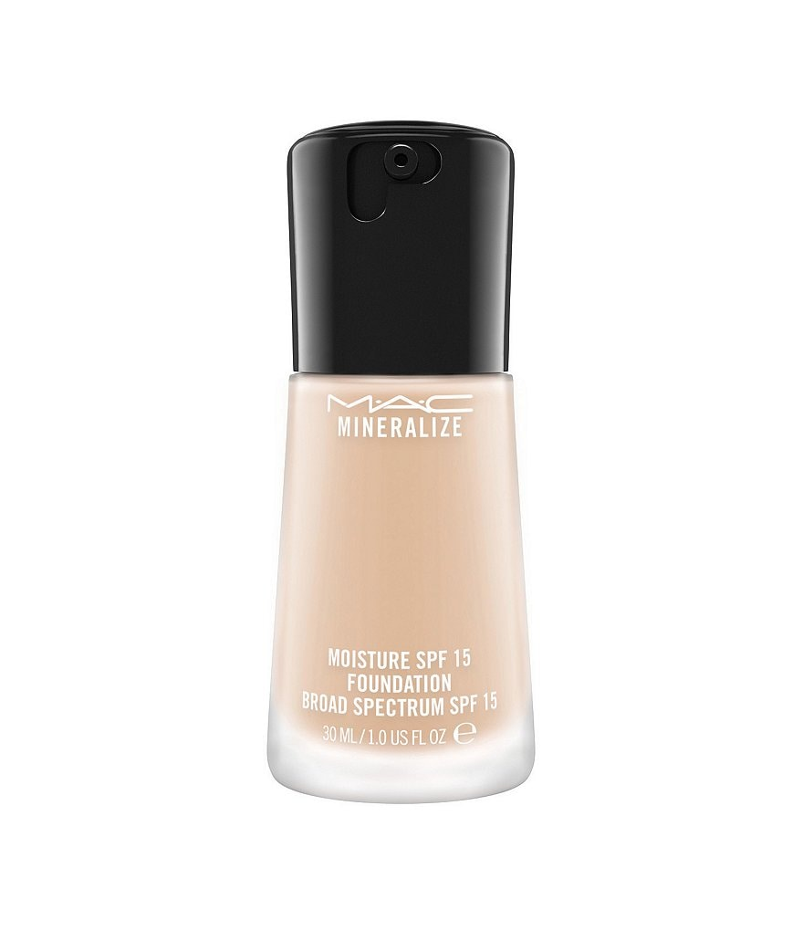 MAC Mineralize Moisture SPF15 Foundation