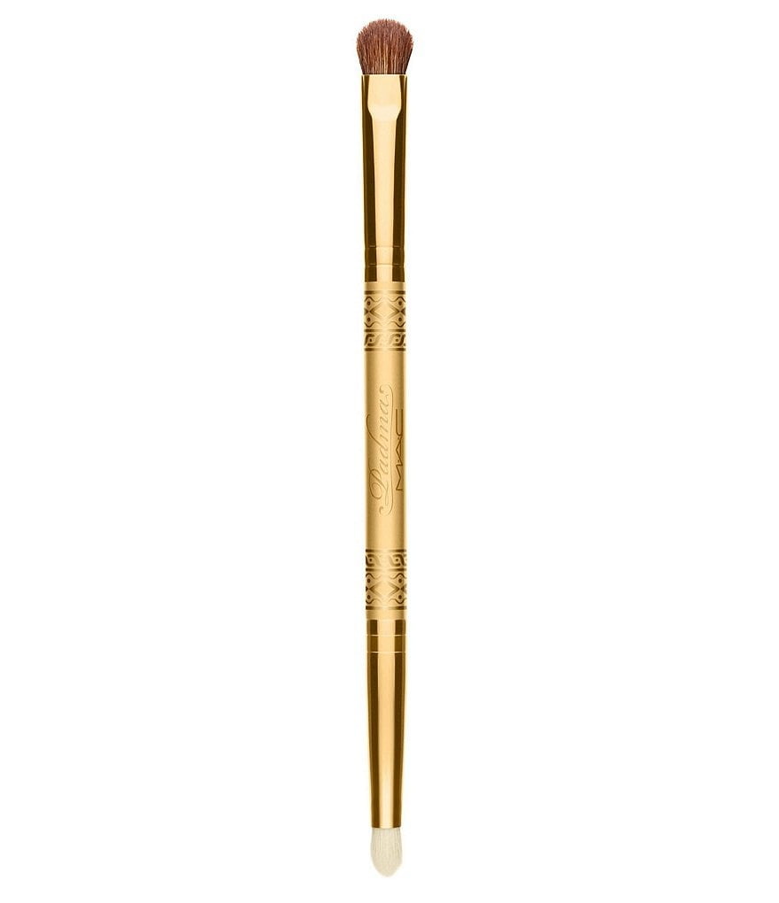 MAC Padma Lakshmi 213 Fluff / 219 Pencil Synthetic Dual-Ended Brush