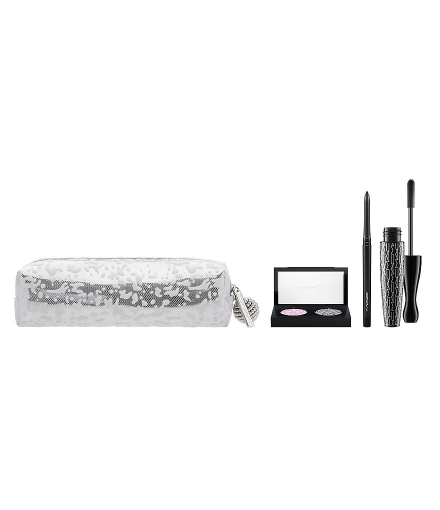 MAC Snowball Collection Eye Bag Sets