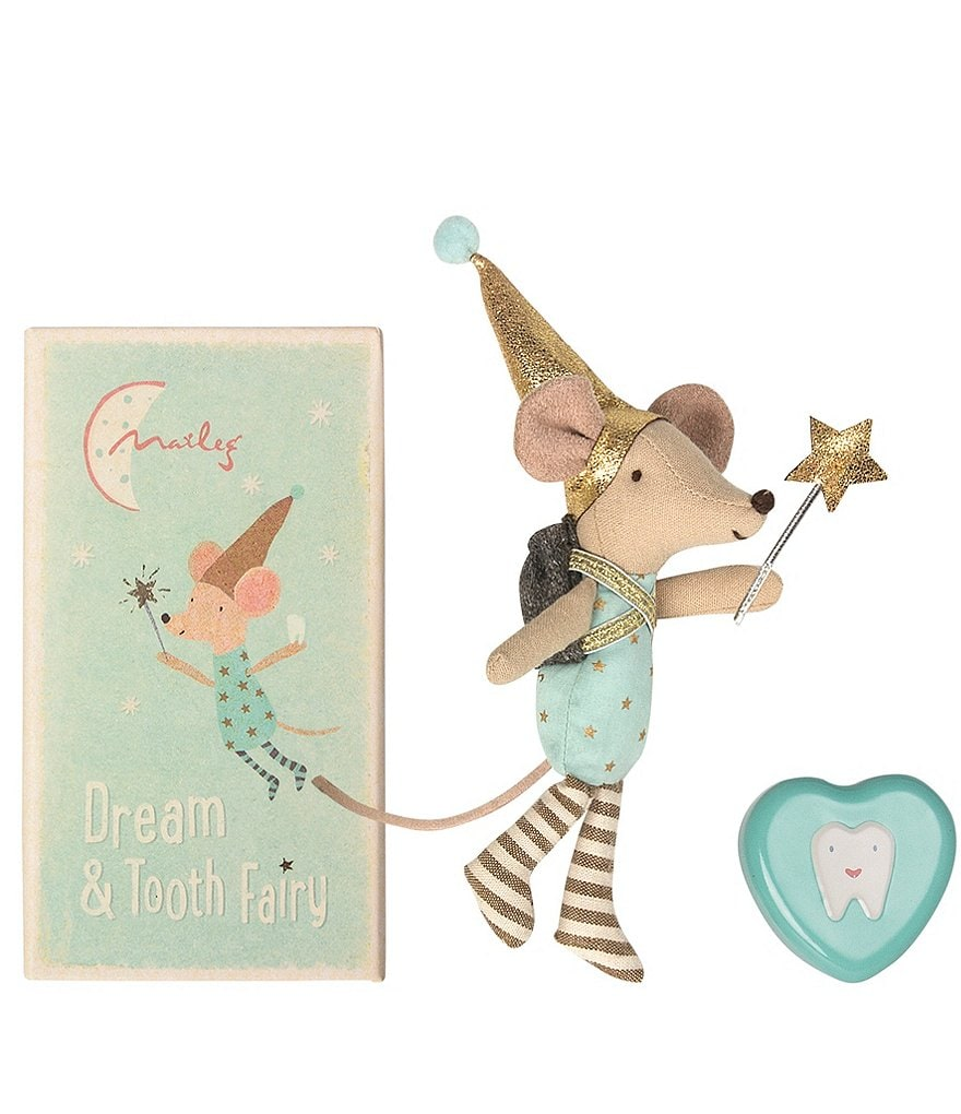 Maileg Big Brother Tooth Fairy Doll