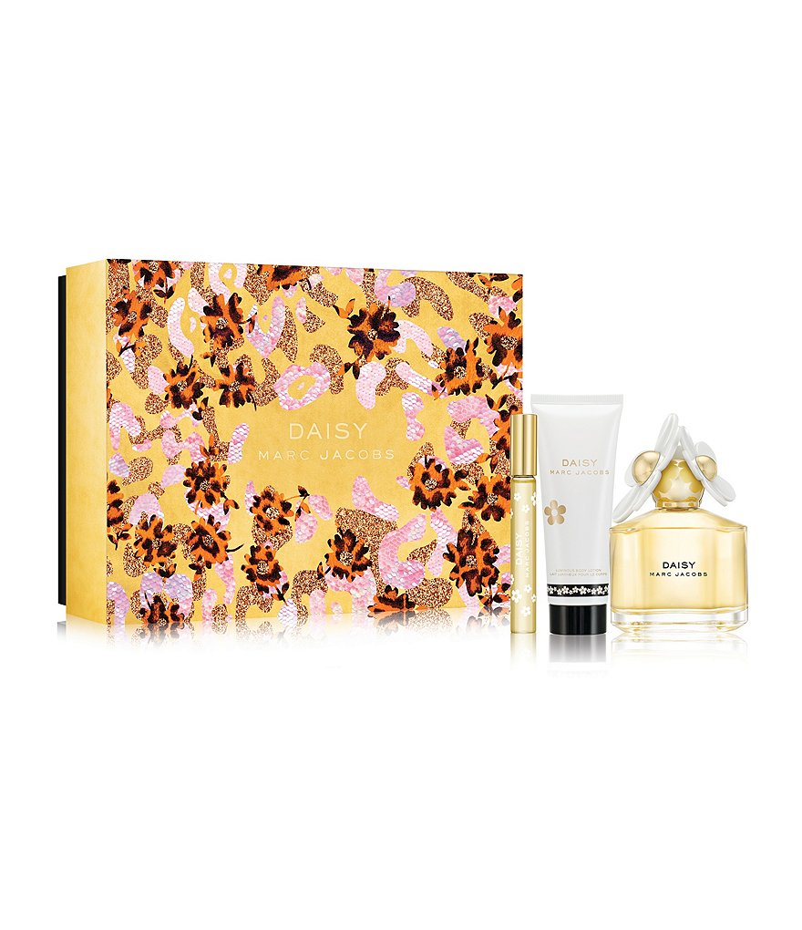 Marc Jacobs Daisy Gift Set In Floral Box