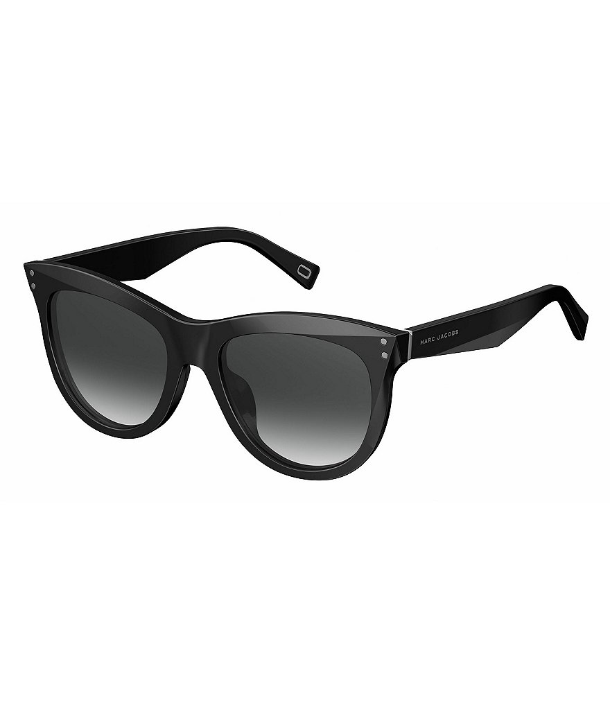 Marc Jacobs Round Cat-Eye Sunglasses