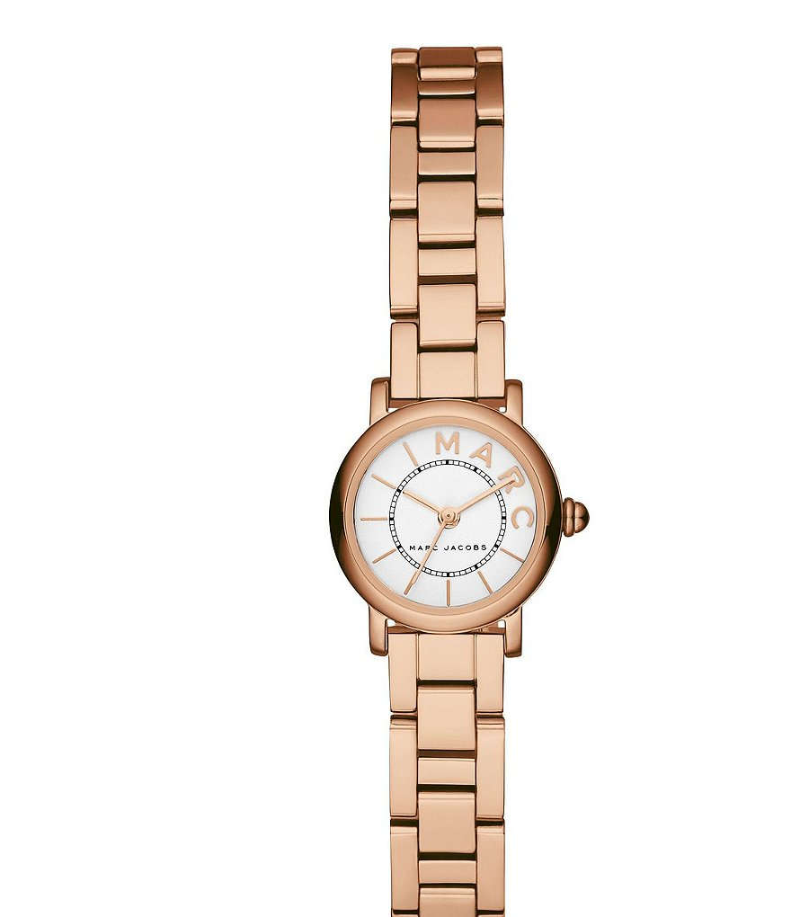 Marc Jacobs Roxy Analog Rose Gold Bracelet Watch