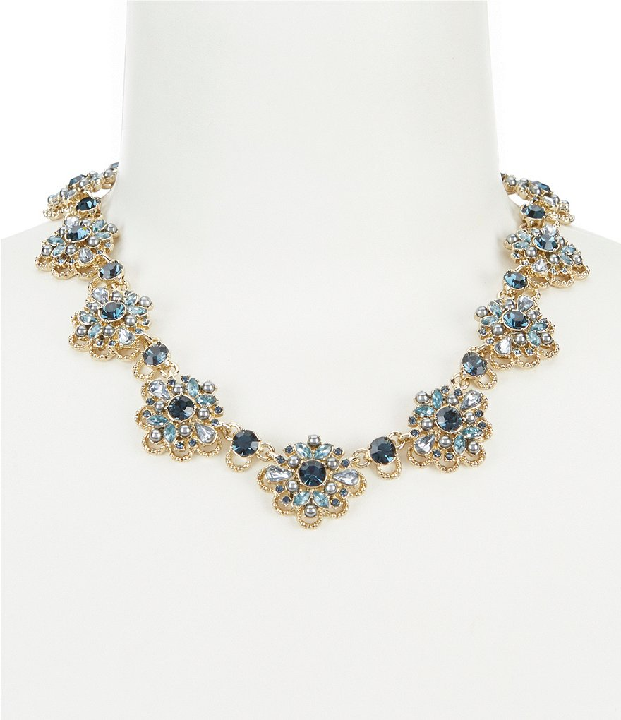 Marchesa Moonlight Jubilee Statement Necklace