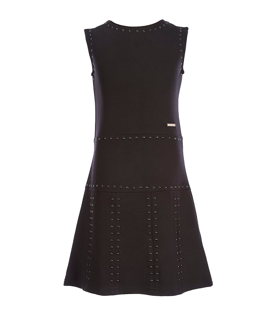 Marciano Big Girls 7-16 Sleeveless Studded Dress