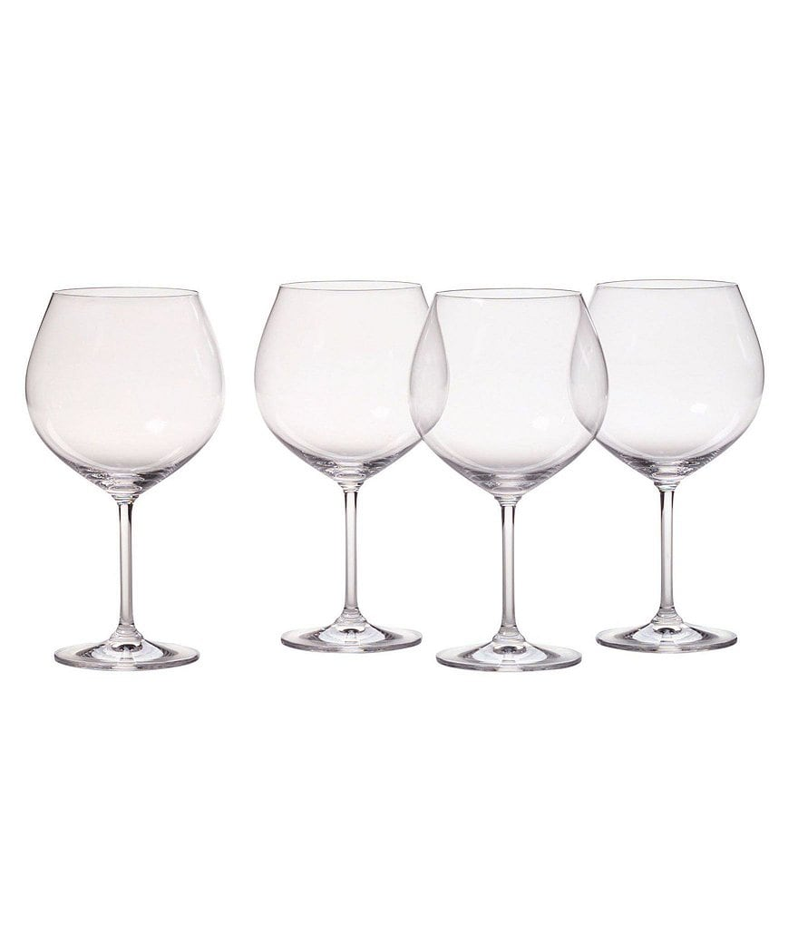 Marquis by Waterford Vintage Collection Crystal Aromatic Red Wine Glasses, Set of 4