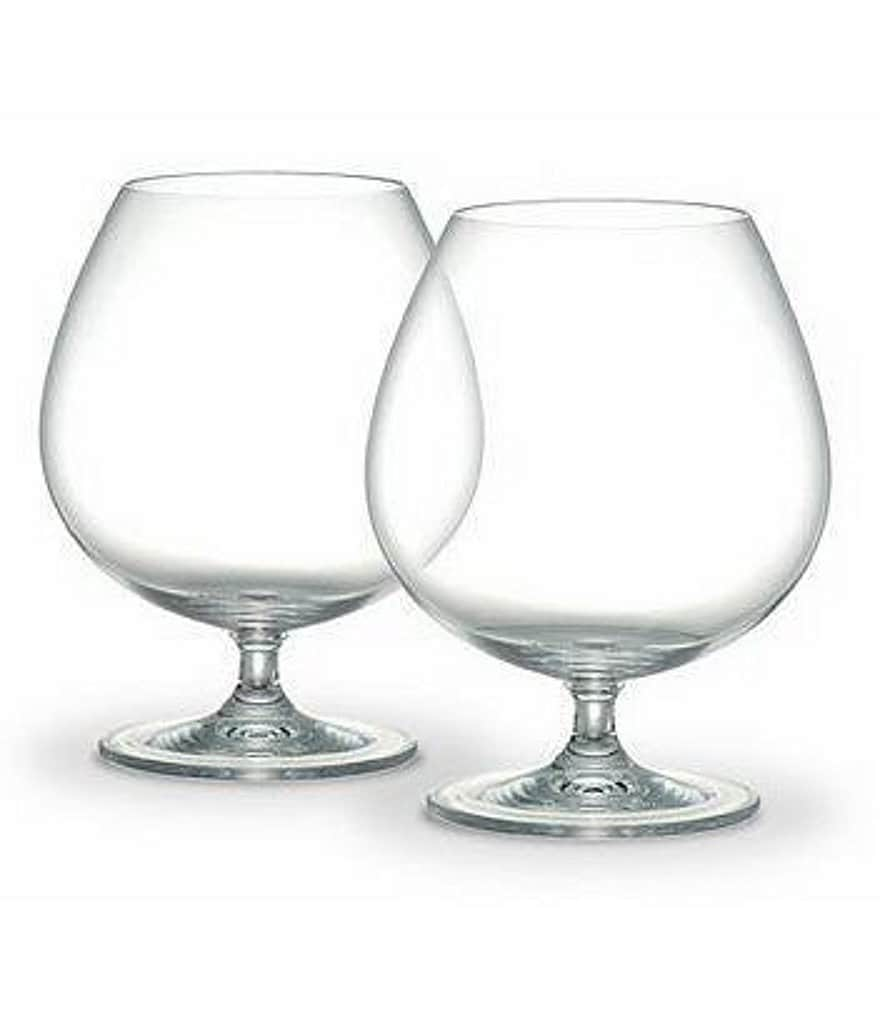Marquis by Waterford Vintage Tasting Collection Crystal Brandy Glass Pair