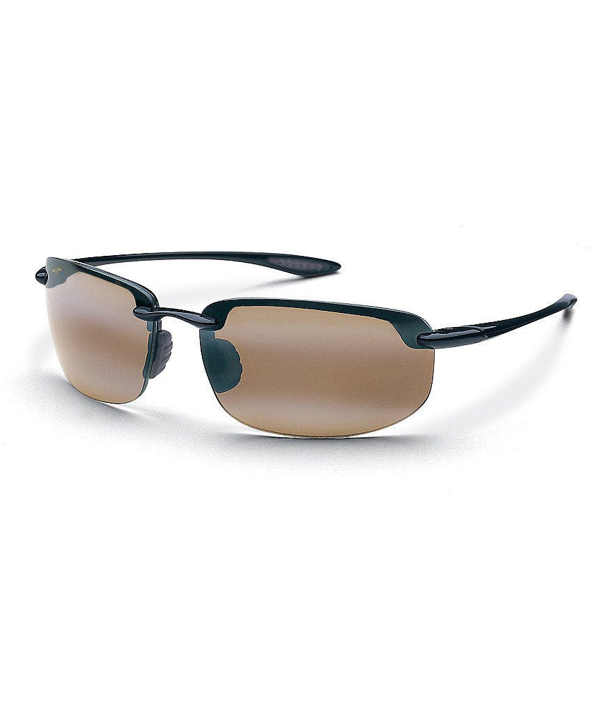 Maui Jim Ho'okipa Polarized Grilamid PolarizedPlus®2 Glare and UV Protection Sunglasses