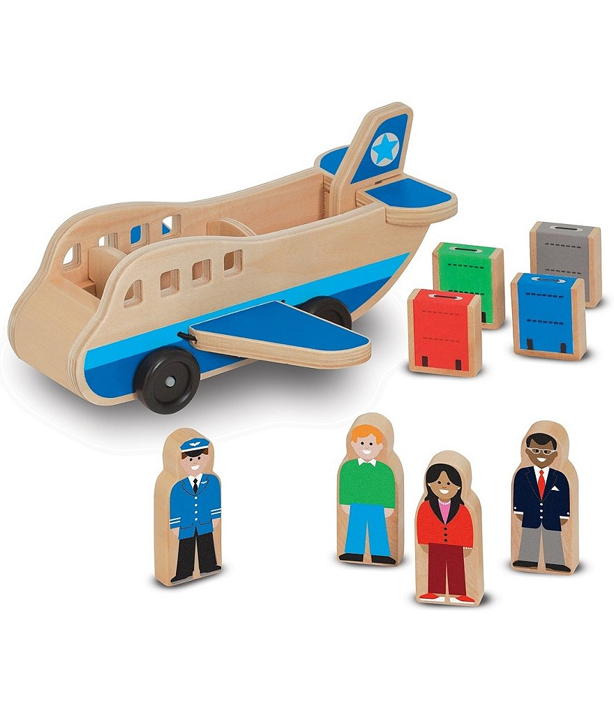 Melissa & Doug Airplane Play Set