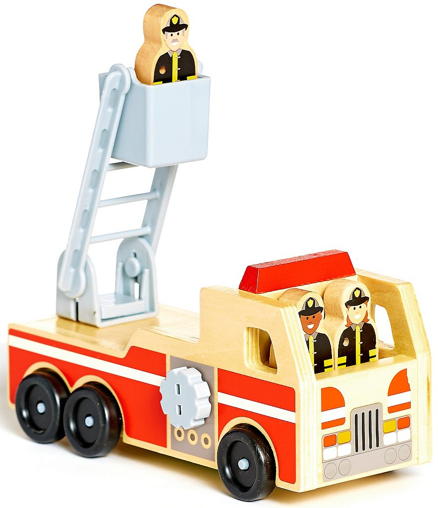 Melissa & Doug Fire Truck Play Set
