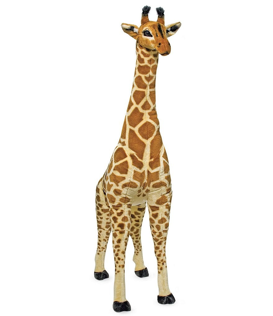 Melissa & Doug 53#double; Giraffe Giant Stuffed Animal