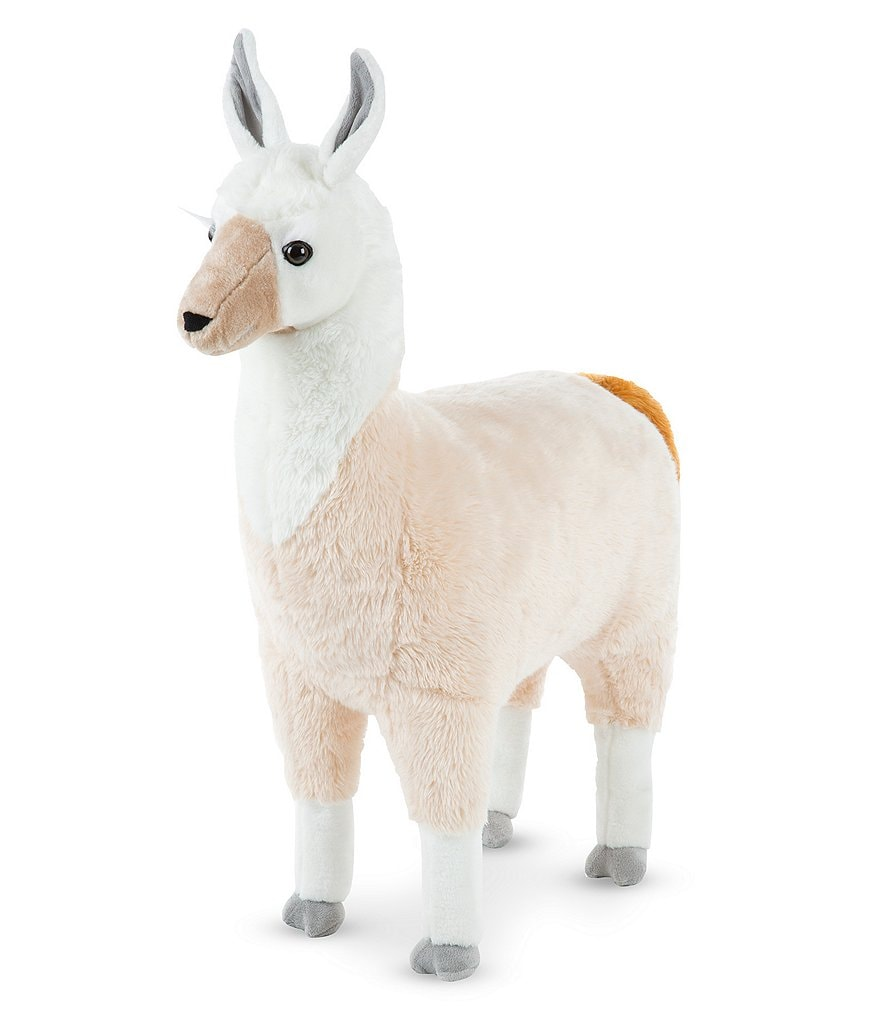 Melissa & Doug 2 1/2' Llama - Plush Animal