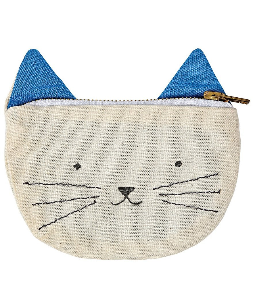 Meri Meri Girls Cat Pouch
