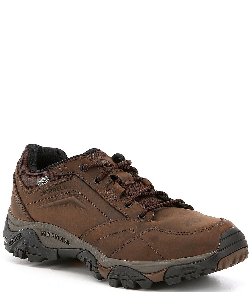 Merrell Men's Moab Adventure Waterproof Sneakers
