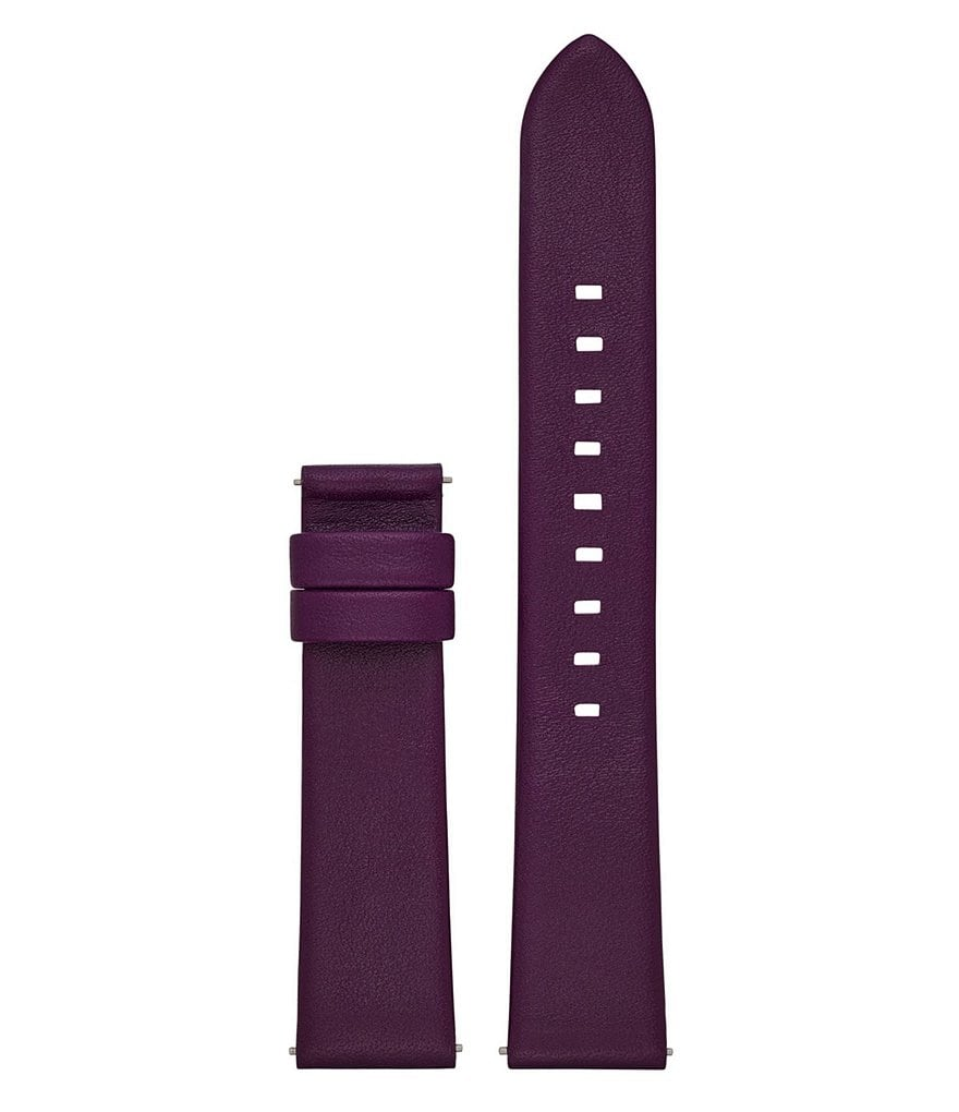 Michael Kors Access Sofie Leather Watch Strap