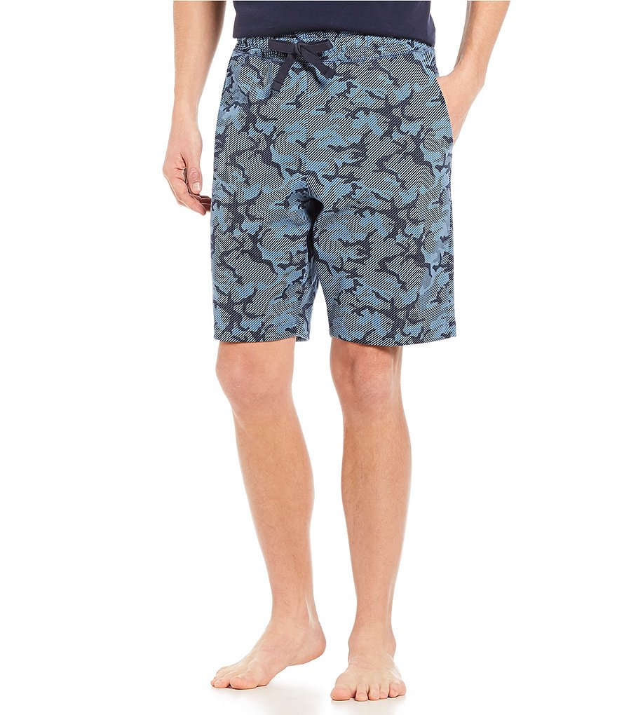 Michael Kors Camo Lounge Shorts