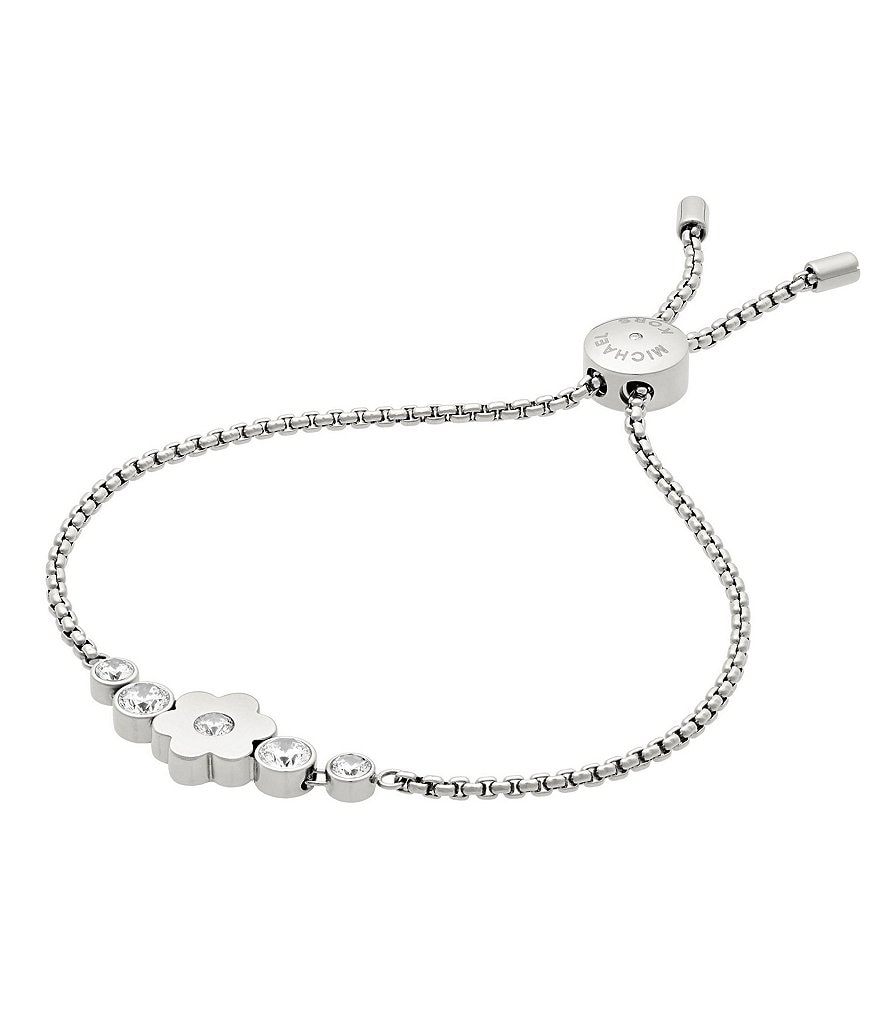 Michael Kors Flower Power Slider Bracelet