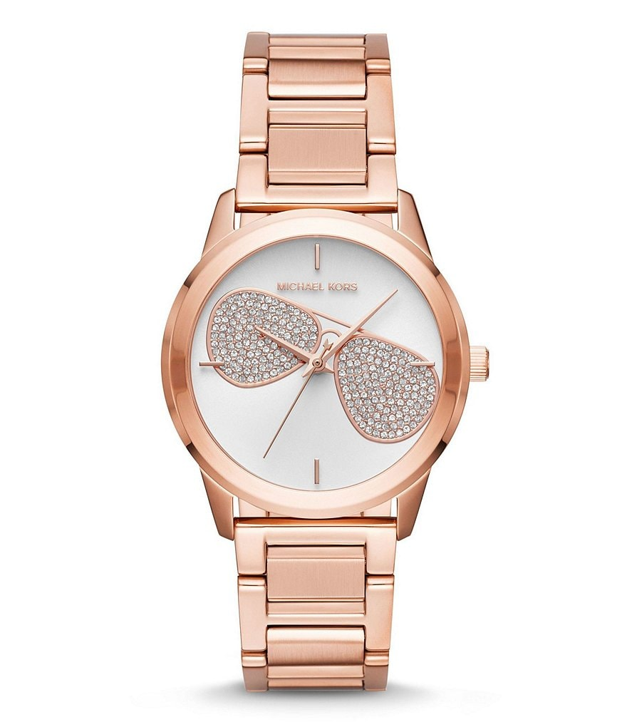 Michael Kors Hartman Analog Bracelet Watch