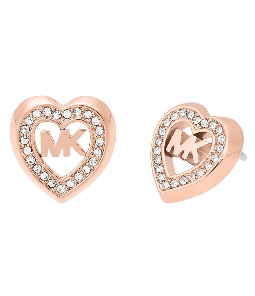 Michael Kors Love is in The Air Stud Earring