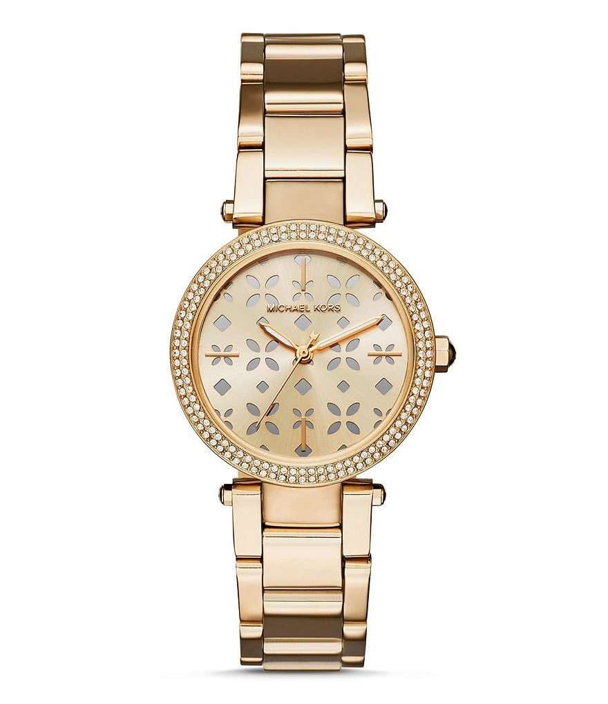 Michael Kors Mini Parker Analog Bracelet Watch