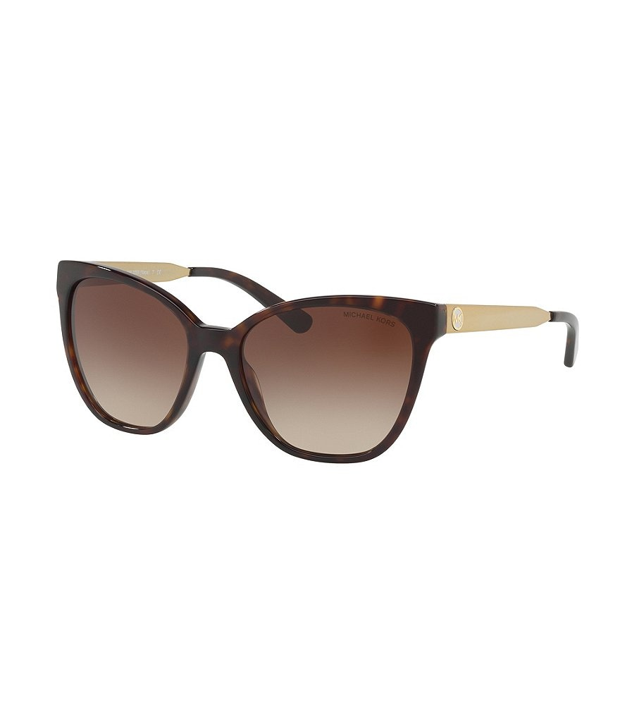 Michael Kors Napa Gradient Square Sunglasses