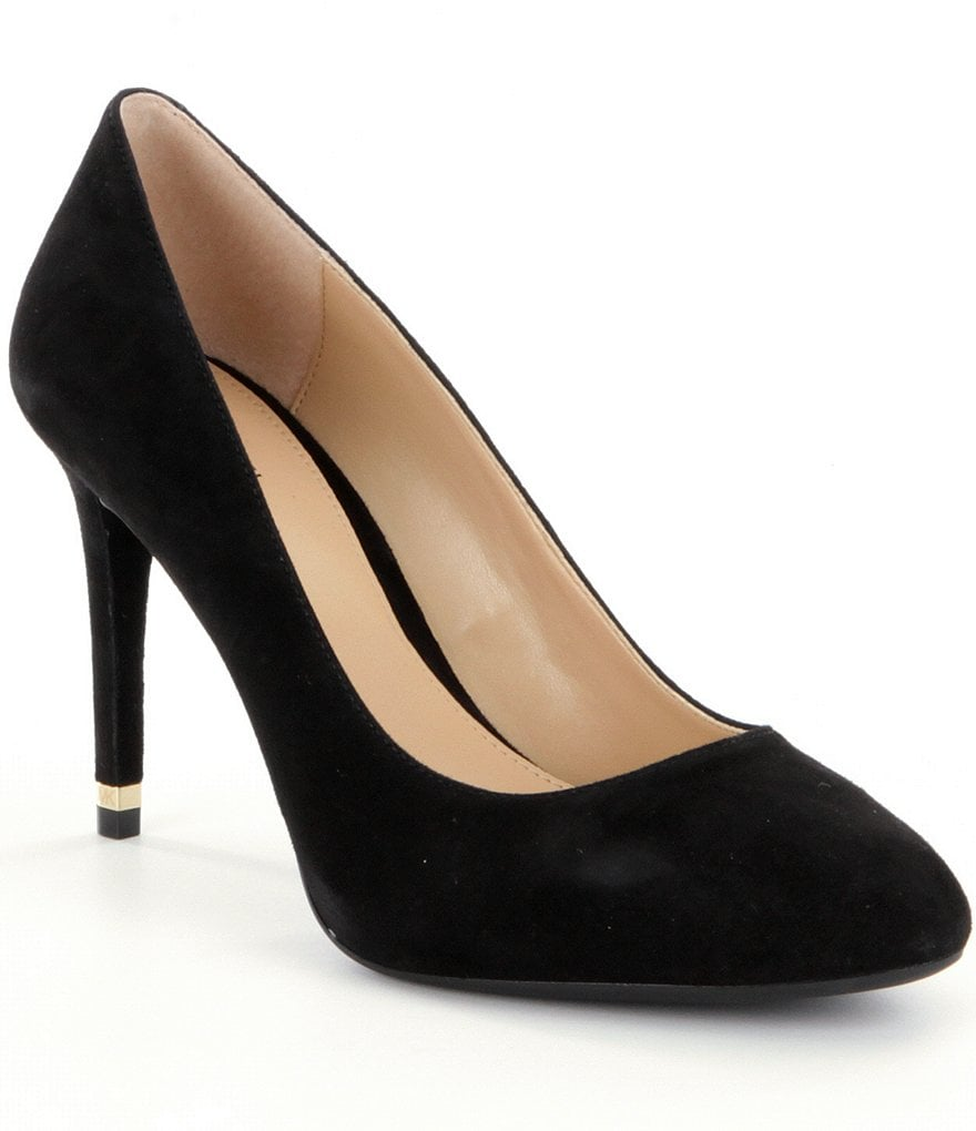 MICHAEL Michael Kors Ashby Suede Flex Pumps