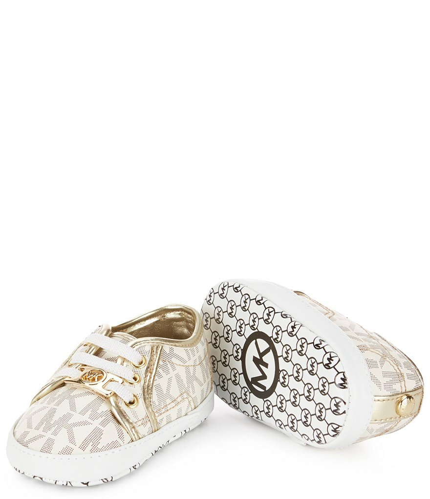 MICHAEL Michael Kors Baby Borium Crib Shoes
